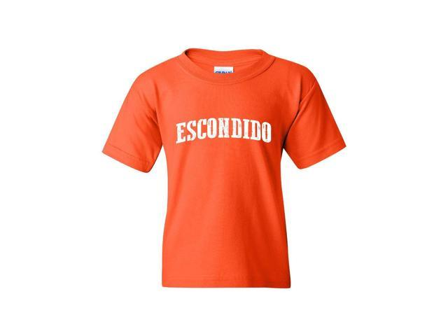 Artix Escondido  Unisex Youth Kids T-Shirt Tee Clothing