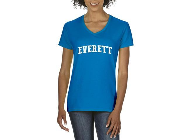 Artix Everett  Women's V-Neck T-Shirt Tee Clothes