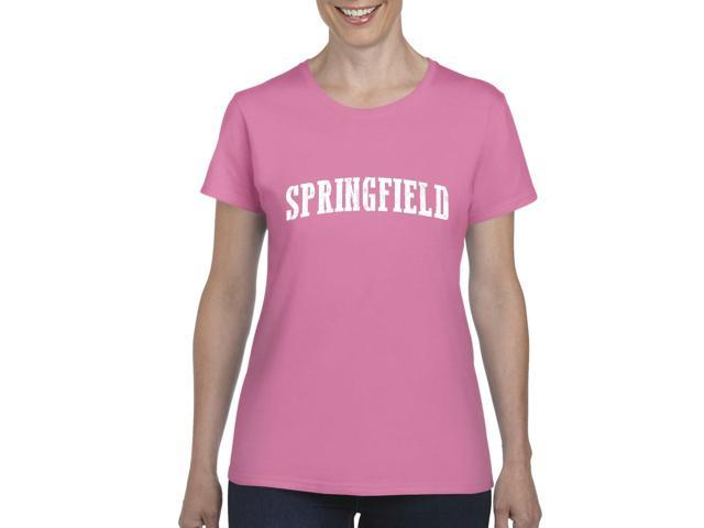 Artix Springfield  Women's T-shirt Tee Clothes