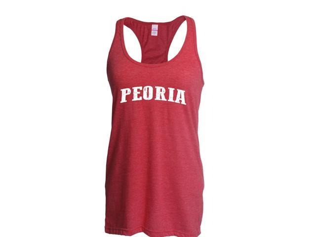 Artix Peoria  Women's Next Level Ladies' Ideal Racerback Tank Clothes