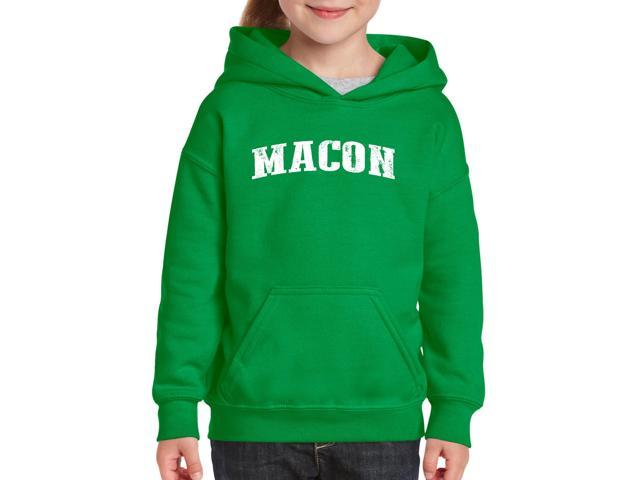 Artix Macon  Unisex Hoodie For Girls and Boys Youth Kids Sweatshirt Clothing