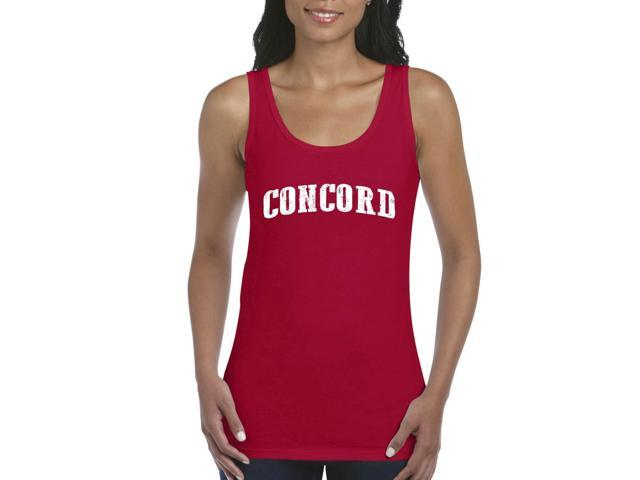 Artix Concord  Women's Tank Top Clothes
