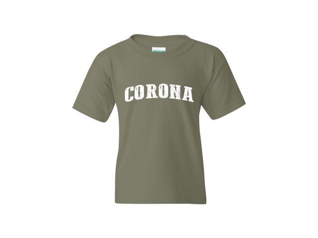 Artix Corona  Unisex Youth Kids T-Shirt Tee Clothing