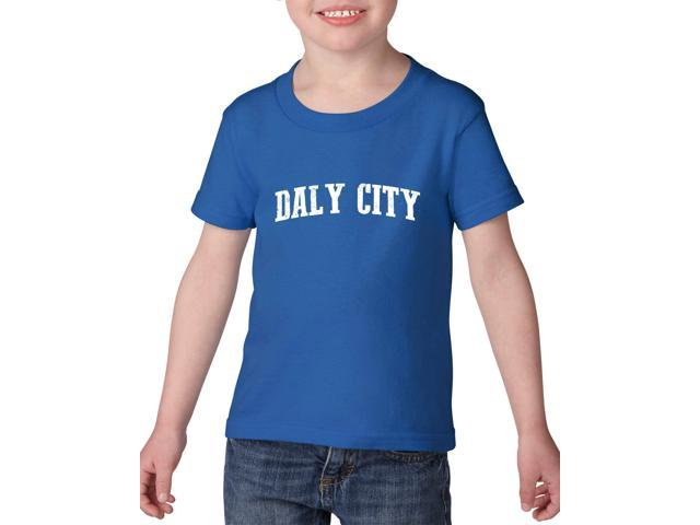 Artix Daly City  Heavy Cotton Toddler Kids T-Shirt Tee Clothing