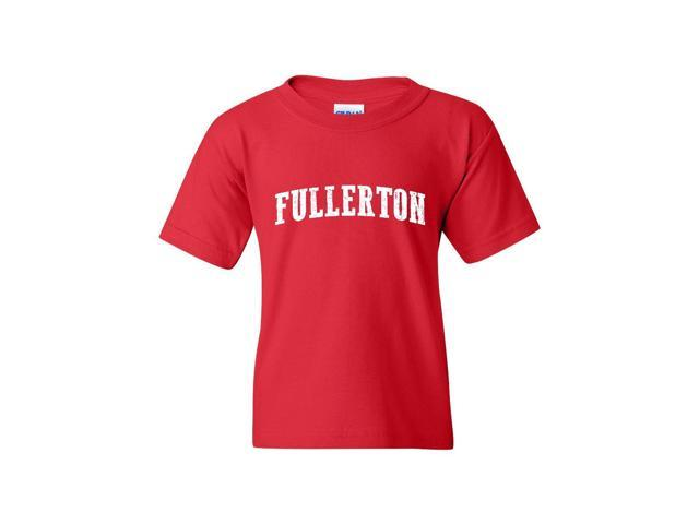 Artix Fullerton  Unisex Youth Kids T-Shirt Tee Clothing