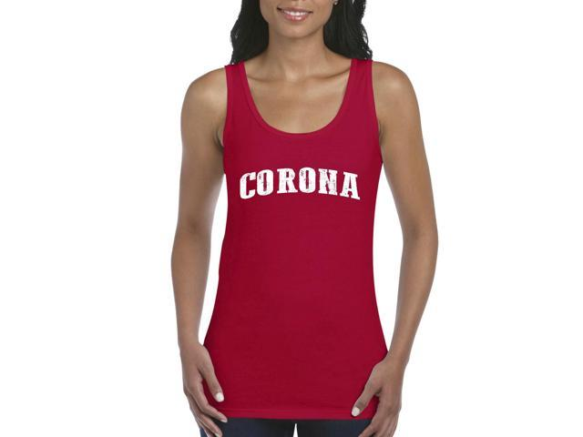 Artix Corona  Women's Tank Top Clothes