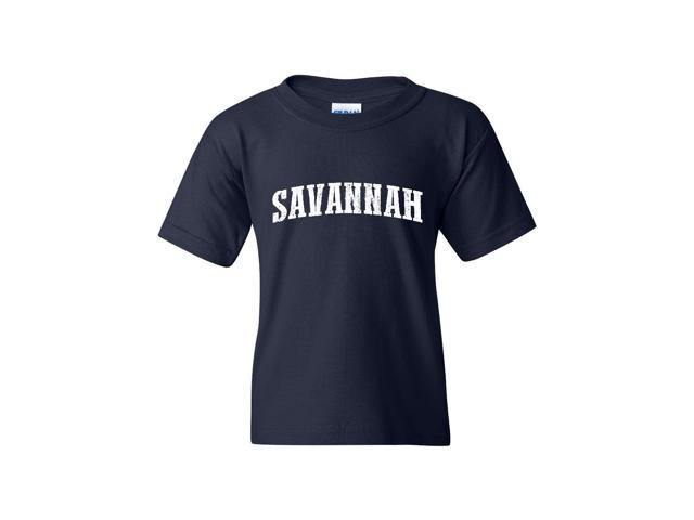 Artix Savannah  Unisex Youth Kids T-Shirt Tee Clothing
