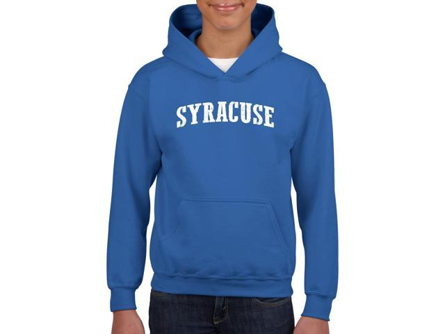 Artix Syracuse  Unisex Hoodie For Girls and Boys Youth Kids Sweatshirt Clothing