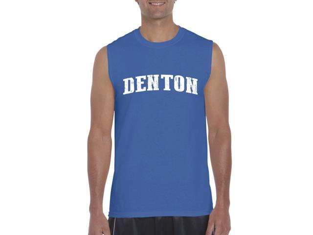 Artix Denton  Ultra Cotton Sleeveless Men's T-Shirt