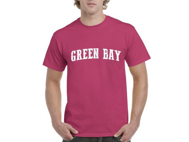 Artix Green Bay  Men's T-Shirt Tee