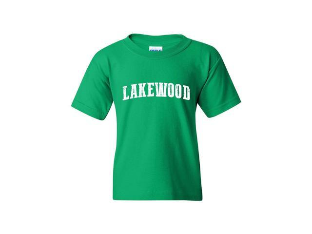 Artix Lakewood  Unisex Youth Kids T-Shirt Tee Clothing