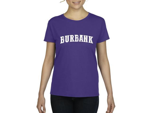 Artix Burbank  Women's T-shirt Tee Clothes