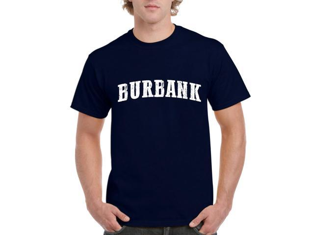 Artix Burbank  Men's T-Shirt Tee