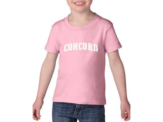 Artix Concord  Heavy Cotton Toddler Kids T-Shirt Tee Clothing