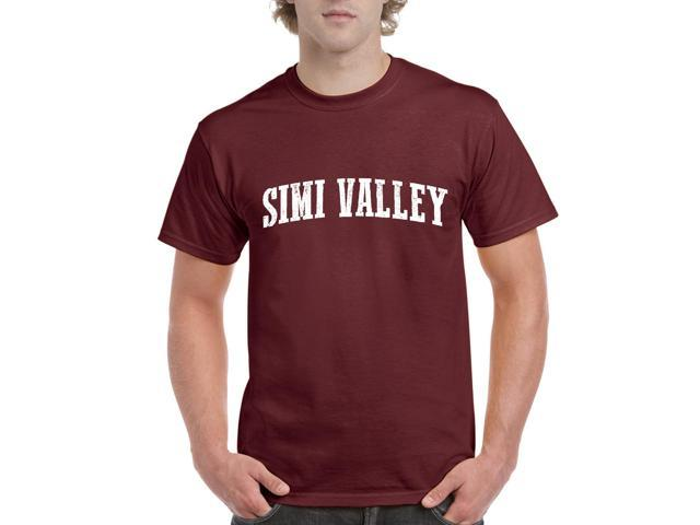 Artix Simi Valley  Men's T-Shirt Tee