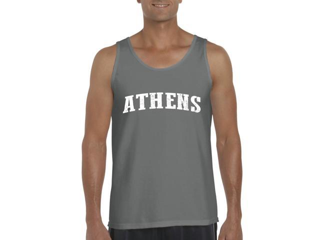 Artix Athens  Men's Tank Top