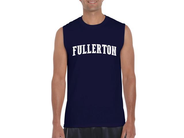 Artix Fullerton  Ultra Cotton Sleeveless Men's T-Shirt