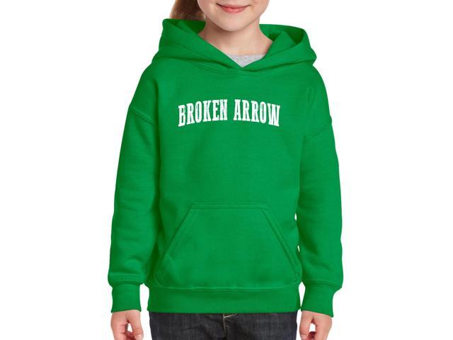Artix Broken Arrow  Unisex Hoodie For Girls and Boys Youth Kids Sweatshirt Clothing