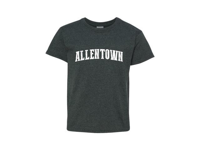 Artix Allentown  Unisex Youth Kids T-Shirt Tee Clothing