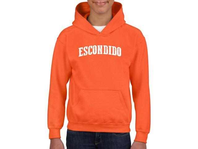 Artix Escondido  Unisex Hoodie For Girls and Boys Youth Kids Sweatshirt Clothing