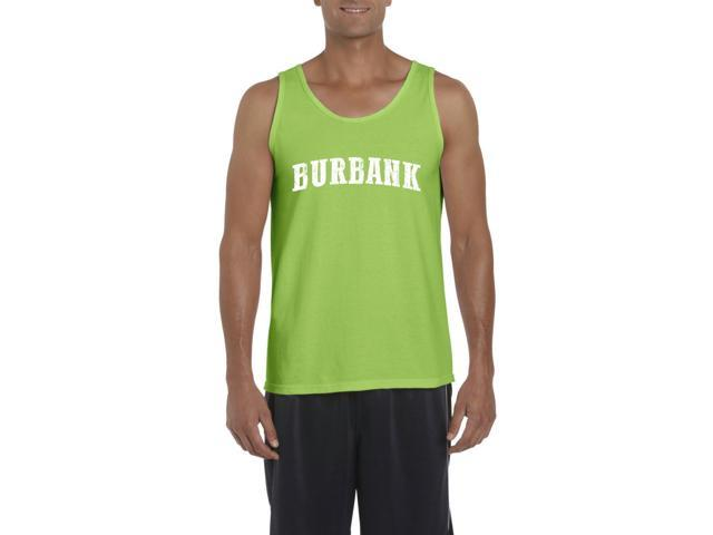 Artix Burbank  Men's Tank Top