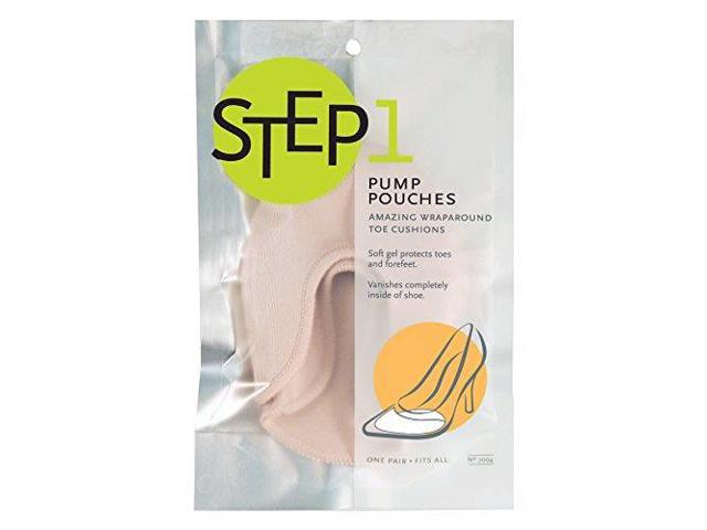 STEP 1 Pump Pouch Toe Cushions, 1 Pair