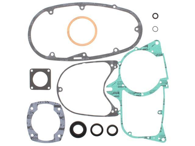 Complete Gasket Kit w/ Oil Seals Maico Maico 400 250cc
