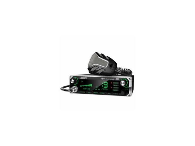UNIDEN BEARCAT 880 40 Channel Bearcat 880 CB Radio with 7-Color Display Backlighting