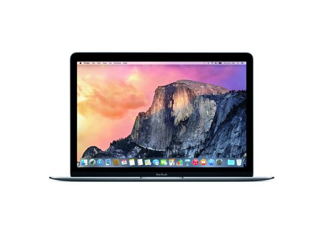 Apple Laptop MacBook MJY32LL/A Intel Celeron M 1.10 GHz 8 GB Memory 256 GB SSD Intel HD Graphics 5300 12.0