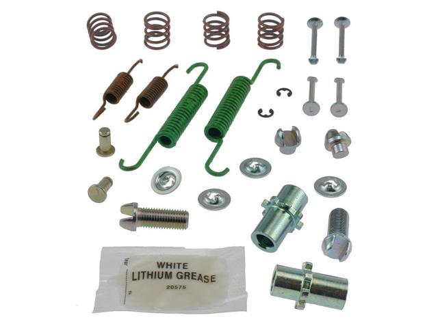Carlson Quality Brake Parts 17429 Drum Brake Hardware Kit