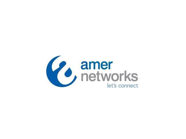Amer Networks SGRD16 16Port Gigabit Enet Switch
