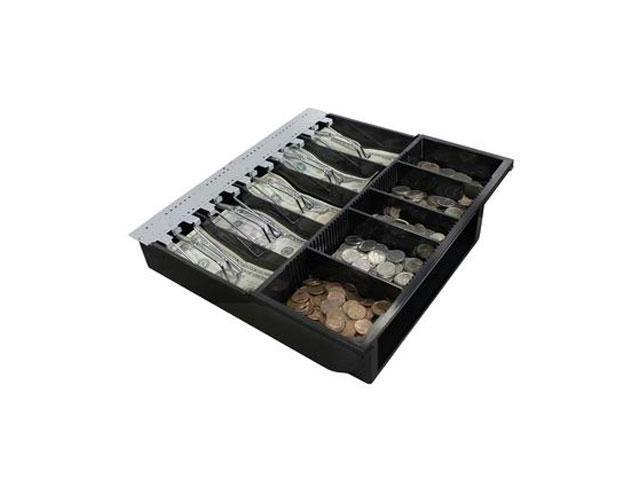 Adesso MRP-16CD-TR 16In Repl Cash Tray Coin Tray Adj Bill Slots Media Slot