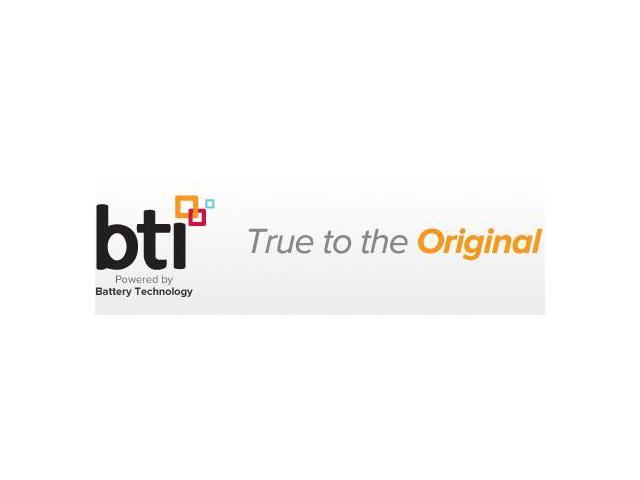 BTI A1321-BTI Batt For Apple Macbook Pro15.4 6 Cells