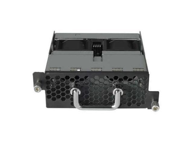 HP JG553A X712 Fan Tray Assembly (Lswm1Hfansc) - Blows Air Into The Switch (Back To Front) - Includes The Fan Tray With Two 40 X 40 X 56Mm (1.57 X 1.57 X 2.2In) Fans - 70Cfm Max Air Flow - Note: The T