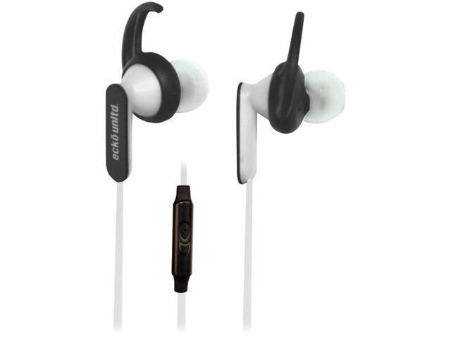 Ecko EKU-NYT-BK Nytro Sport Earbuds With Microphone (Black)