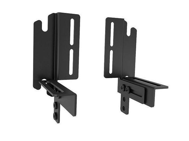 Chief FCA520 Fusion - Mounting Component ( 2 Clamps ) For Digital Player - Black