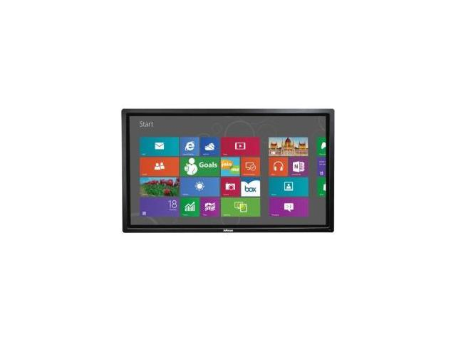 InFocus INF7011 Bigtouch - All-In-One - 1 X Core I5 2520M / 2.5 Ghz - Ram 4 Gb - Ssd 120 Gb - Gige - Wlan : 802.11 A/B/G/N - Windows 8 Pro - Monitor : Led 70 Inch 1920 X 1080 ( Full Hd ) Multi-Touch