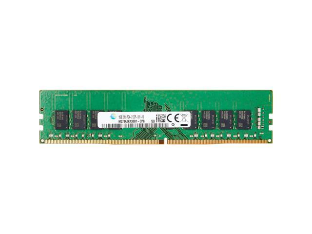 HP P1N55AT Ddr4 - 16 Gb - So-Dimm 260-Pin - 2133 Mhz / Pc4-17000 - Cl15 - 1.2 V - Unbuffered - Non-Ecc - For Elitedesk 800 G2, Eliteone 800 G2, Prodesk 400 G2, 400 G2.5, 600 G2, Proone 600 G2