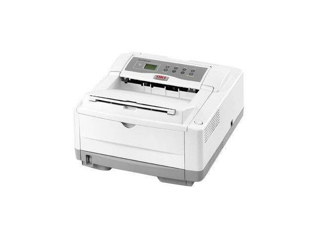 Okidata B4600N (62446505) 600 dpi x 2400 Dpi USB Mono Laser Printer