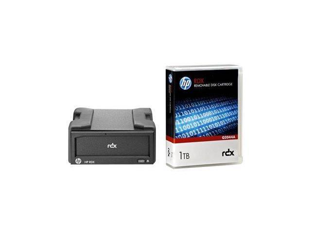 HP 1 TB External Hard Drive Cartridge