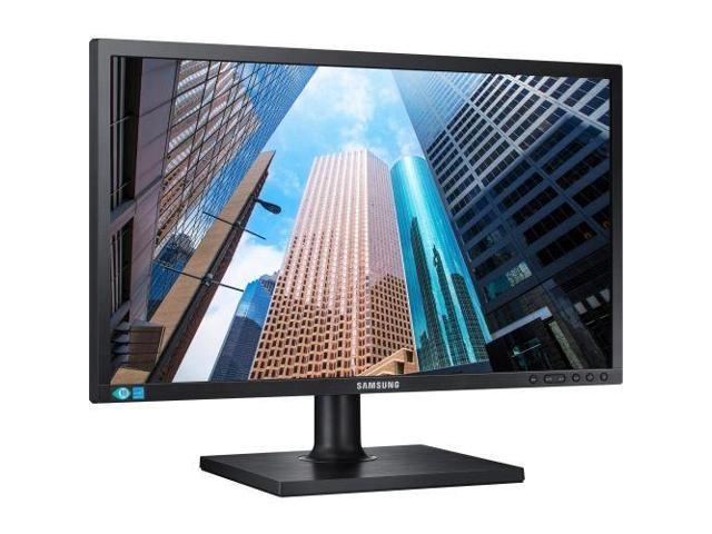 Samsung S24E650PL Se650 Series - Led Monitor - 23.6 Inch - 1920 X 1080 - Plane To Line Switching (Pls) - 250 Cd/M2 - 1000:1 - 4 Ms - Hdmi, Vga, Displayport - Speakers - Black