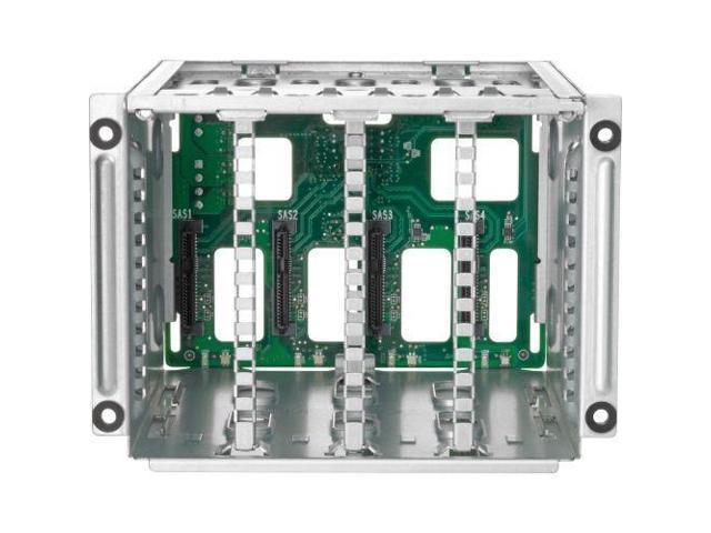 HP 779859-B21 4 Lff Hard Drive Cage - Storage Drive Cage - 3.5 Inch - For Hpe Proliant Ml150 Gen9, Ml150 Gen9 Base, Ml150 Gen9 Entry, Ml150 Gen9 Performance (3.5 Inch )