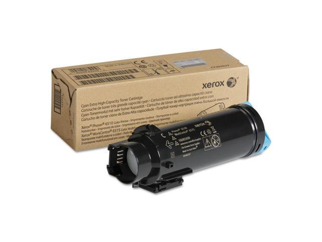 Xerox 106R03690 Toner Cartridge Extra High Capacity - Cyan