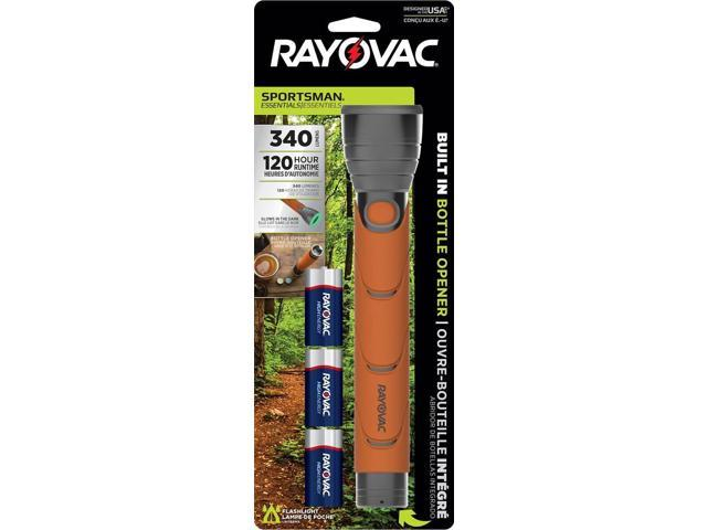 Rayovac RAY-SPG3C-B Sportsman 310 Lumen 3c Flashlight