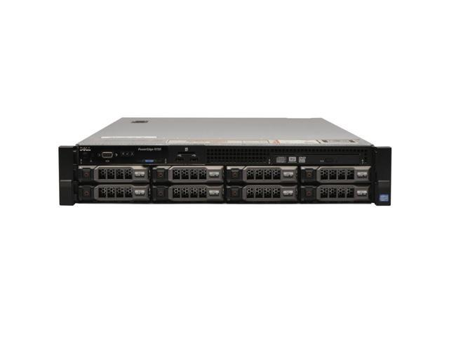 Dell PowerEdge R720 LFF E5-2643 Quad Core 3.3Ghz 192GB 2x 300GB 15K H310