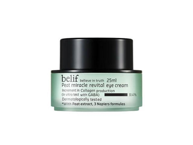 Peat Miracle Revital Eye Cream by belif #16