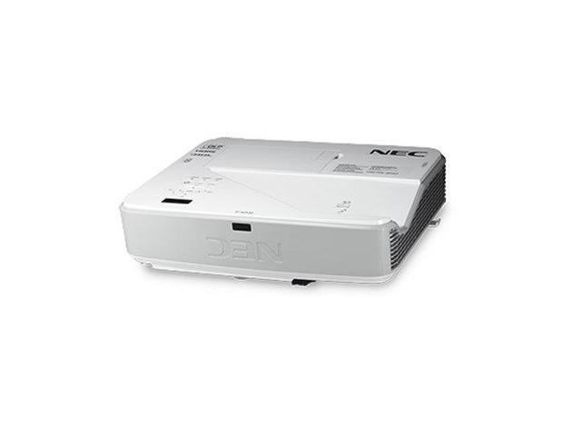 NEC UM361X LCD Ultra Short Throw Projector XGA WUXGA 4000:1 3600 Lumens NP-UM361X