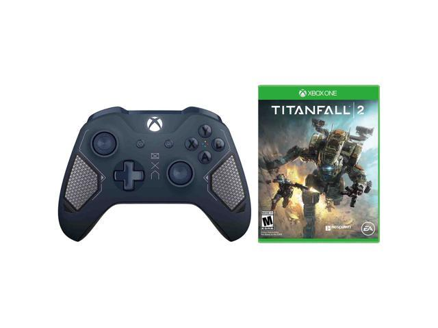 Xbox One Wireless Controller Patrol Tech Limited Edition and Titanfall 2 Bundle