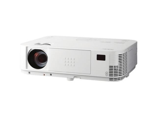 NEC NP-M363W 3600-Lumen WXGA Projector with Dual HDMI Inputs and 1.7X optical zoom
