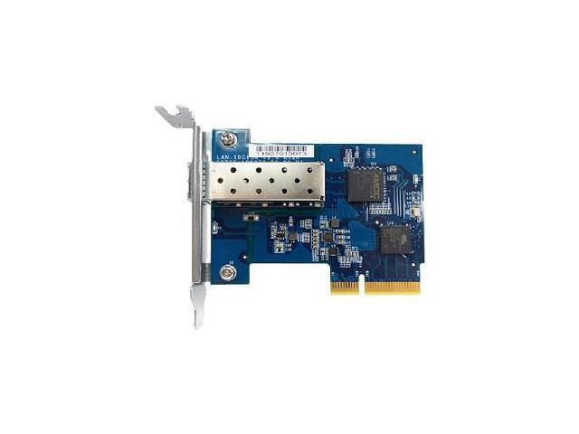 QNAP Single-Port SFP+ Network Expansion Card